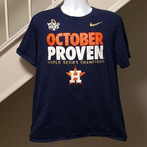 Other - Houston Astros 2017 World Series XL T-Shirt